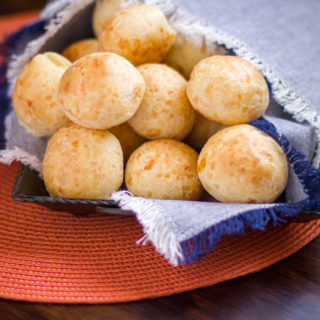 Cheese bread feature image