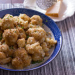 Breaded cauliflower feature image