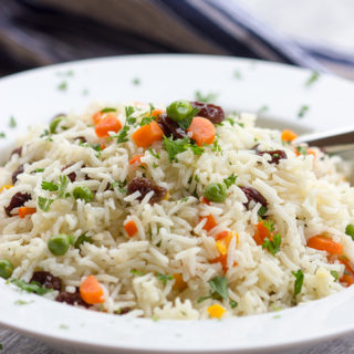 Greek rice feature image