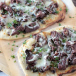 Flatbread pizza feature image