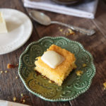 Sweet cornbread feature image