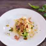 Feature image of stuffed chicken breast