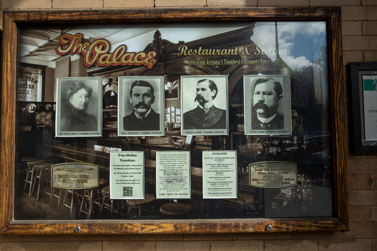 Whiskey Row and the Earps